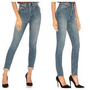 Re/Done Levi's Revolve Ultra High Rise Skinny Jean
